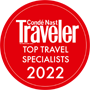 Top Travel Specialistsince 2008